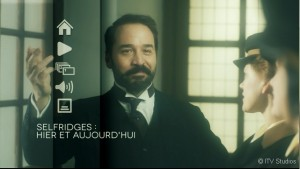 mr selfridge test DVD