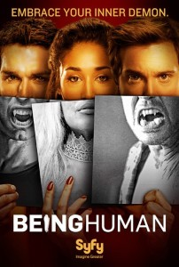 being human US fin
