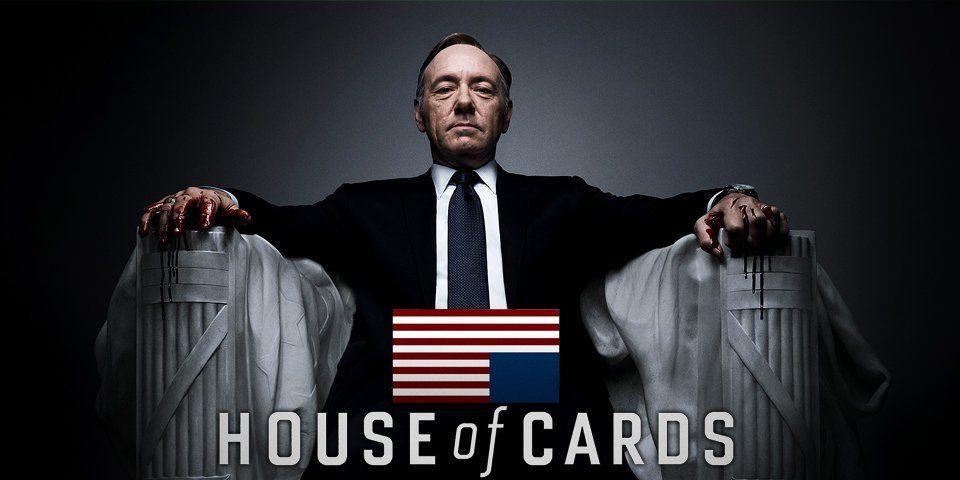 house of cards saison 1