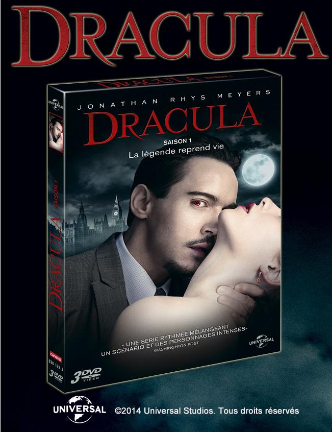 dvd dracula saison 1