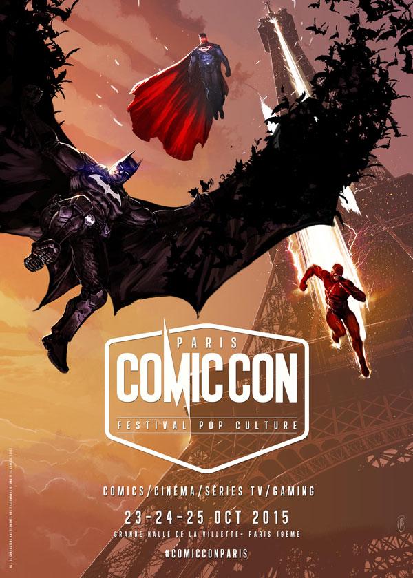 ComicConParisAffiche