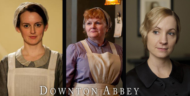 Downton abbey interview attribution des r les dans la - La maison rincon bates aux etats unis ...