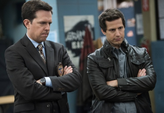 brooklyn nine nine UPSIS saison 2 episode 8
