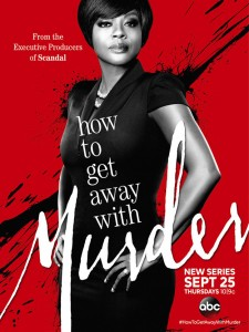 how to get away with muder poster