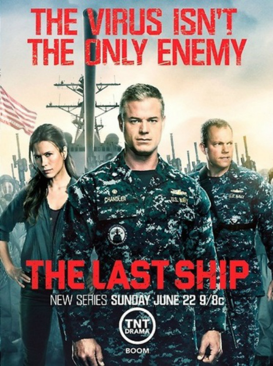 the last ship pilote