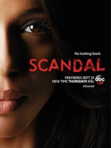 scandal saison 4 poster
