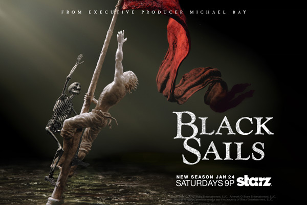 black sails saison 2
