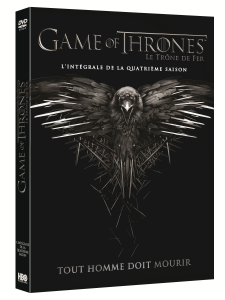 dvd saison 4 game of thrones