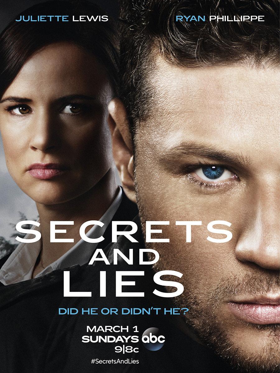 secrets and lies série