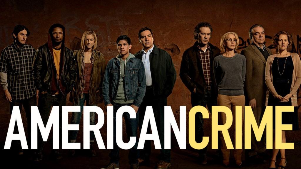 american crime série
