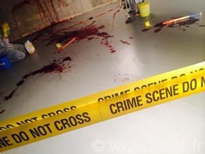 nettoyage crime spotless
