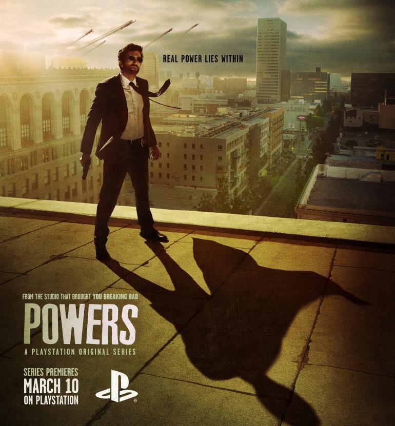 powers série