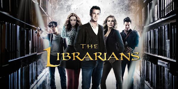 the librarians flynn carson et les nouveaux aventuriers