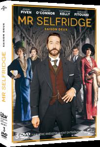 DVD MR-SELFRIDGE-S2