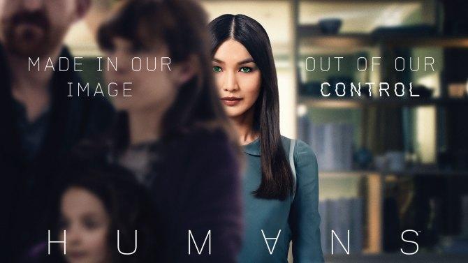 humans série