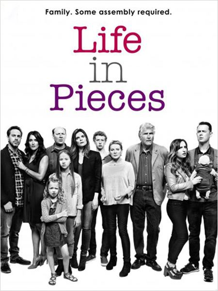 life in pieces série