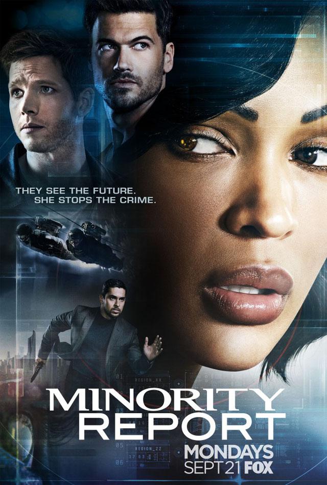 minority report série