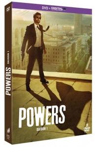 powers saison 1 dvd