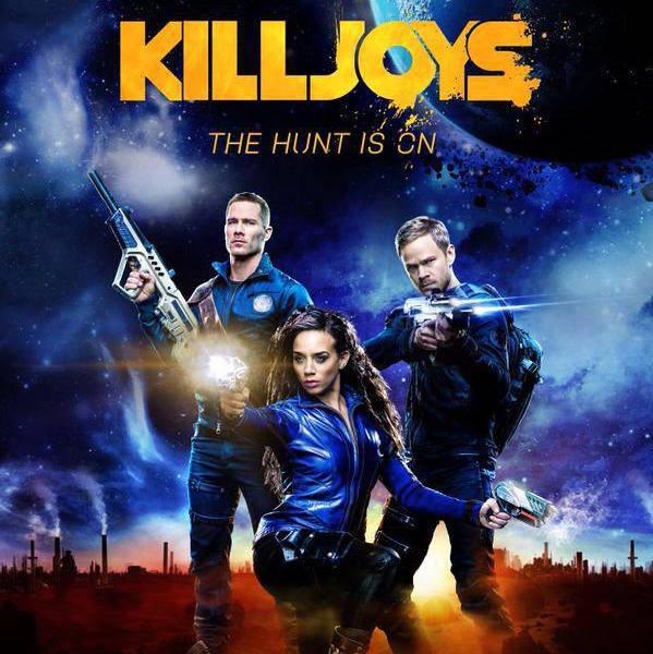 killjoys série