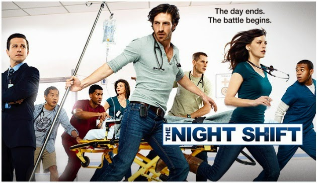 the night shift serie interview