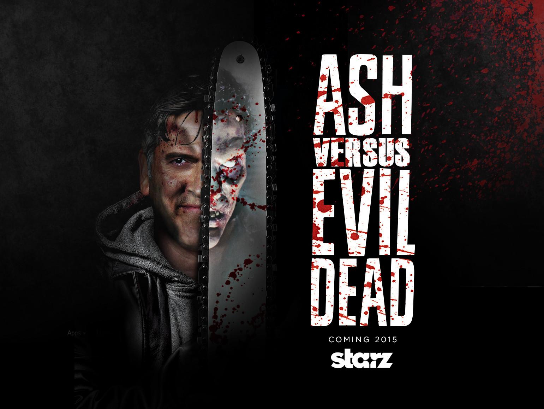 ash vs evil dead série