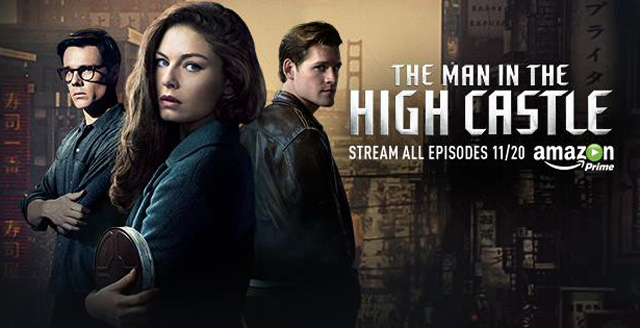 the man in the high castle série