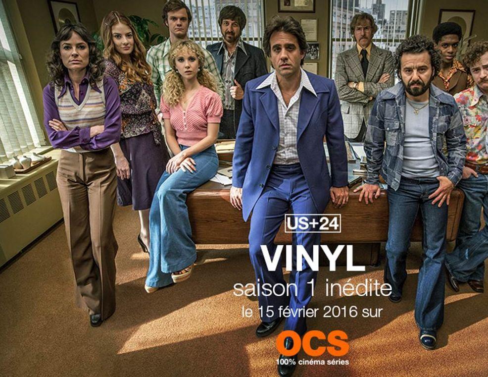 vinyl série
