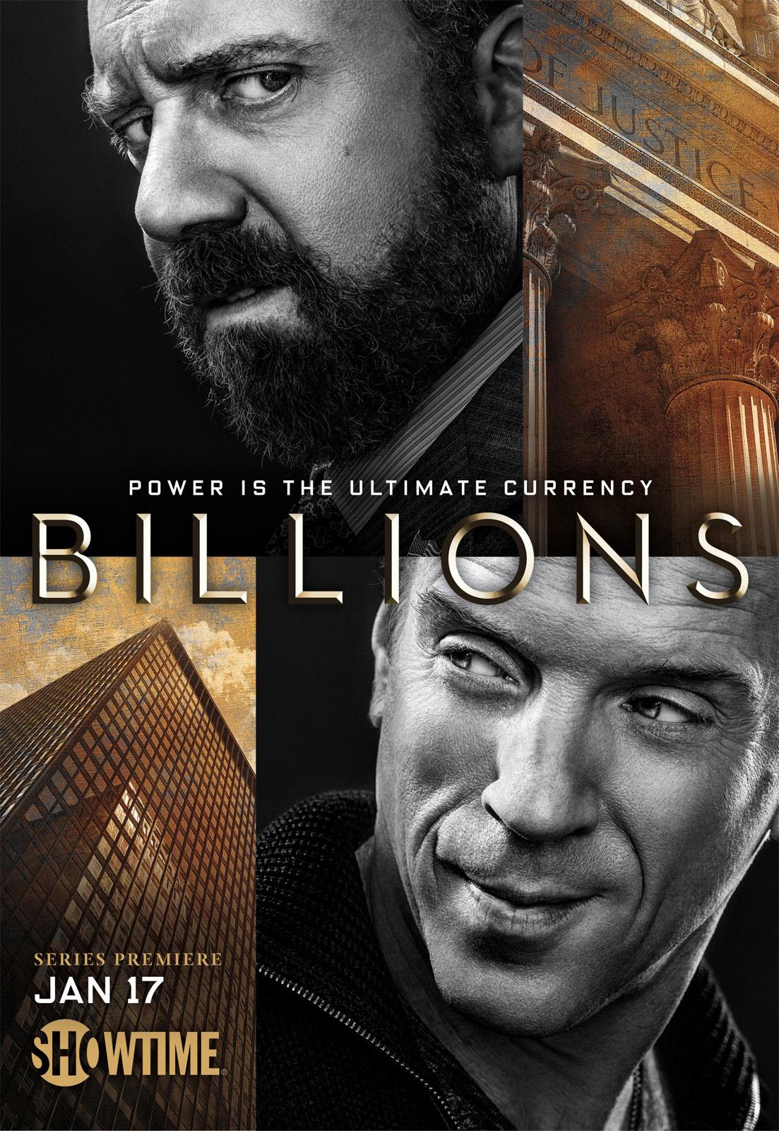 billions série
