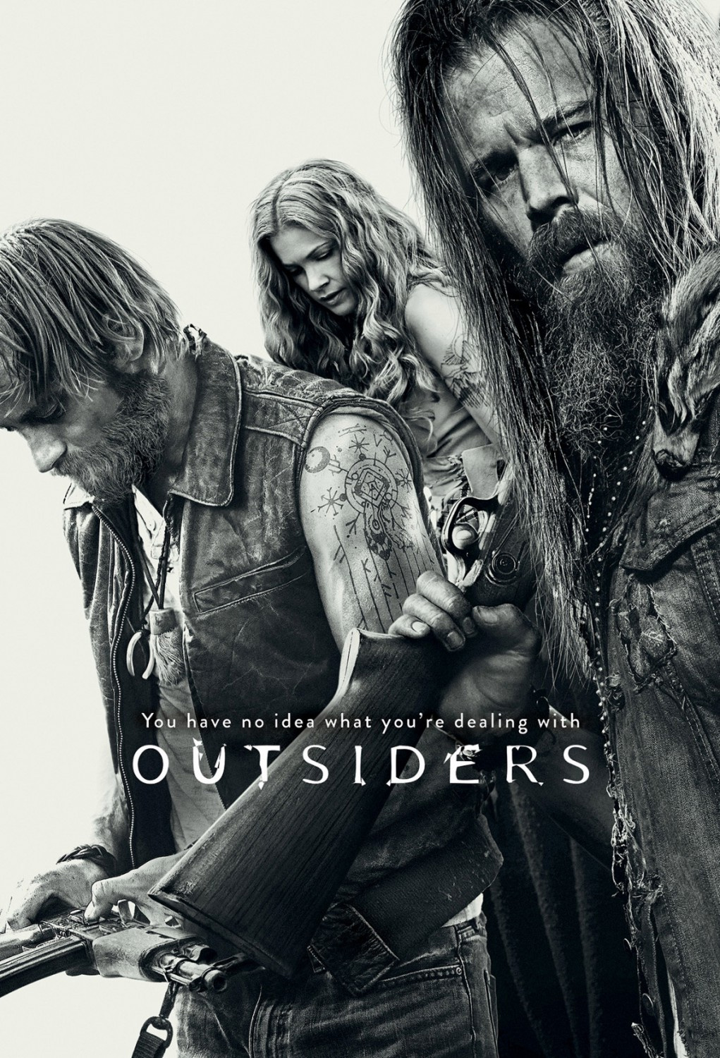 outsiders série