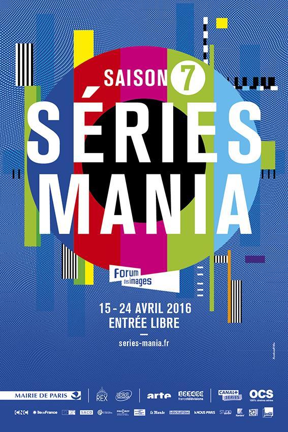 séries mania 7 affiche