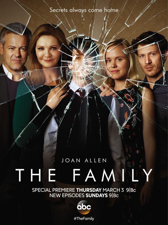 the family série