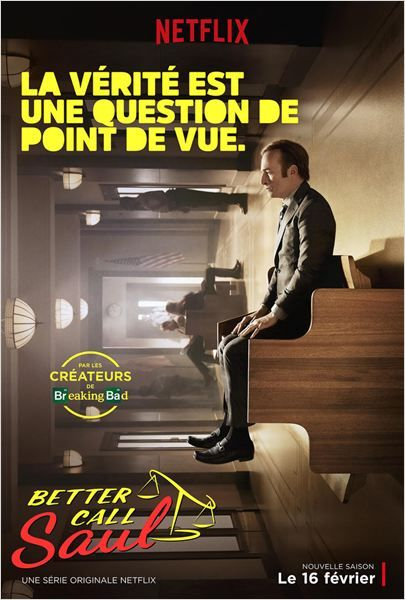 affiche better call sausl saison 2