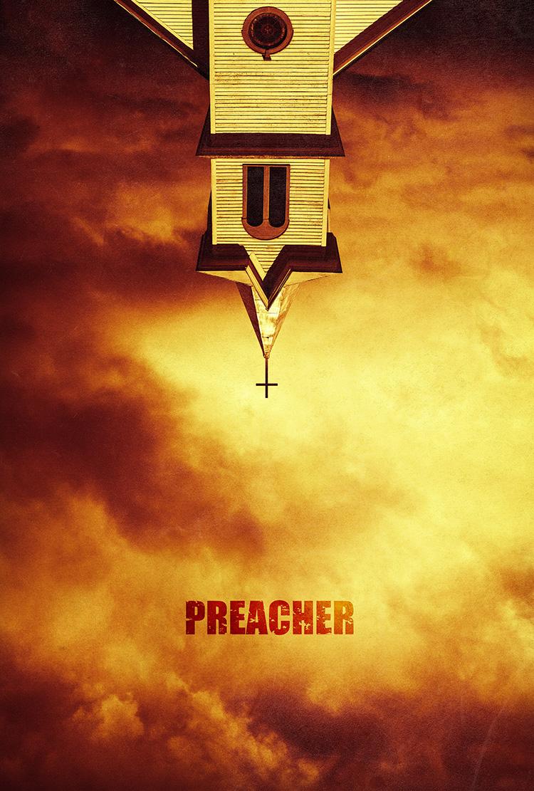 preacher série