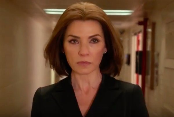 the good wife scène finale