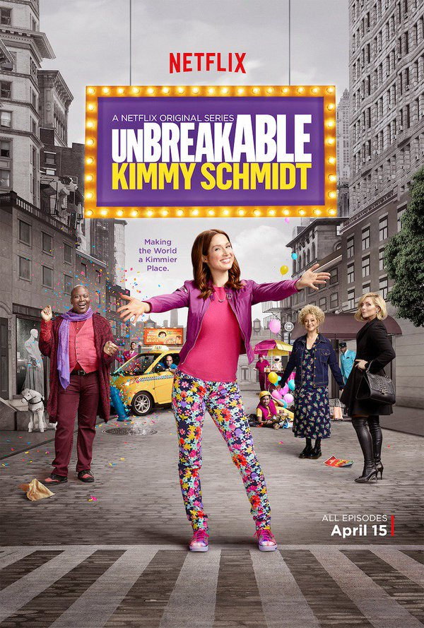 kimmy schmidt saison 2