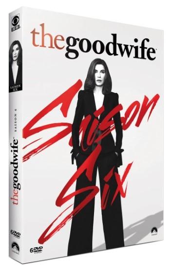 the good wife dvd saison 6