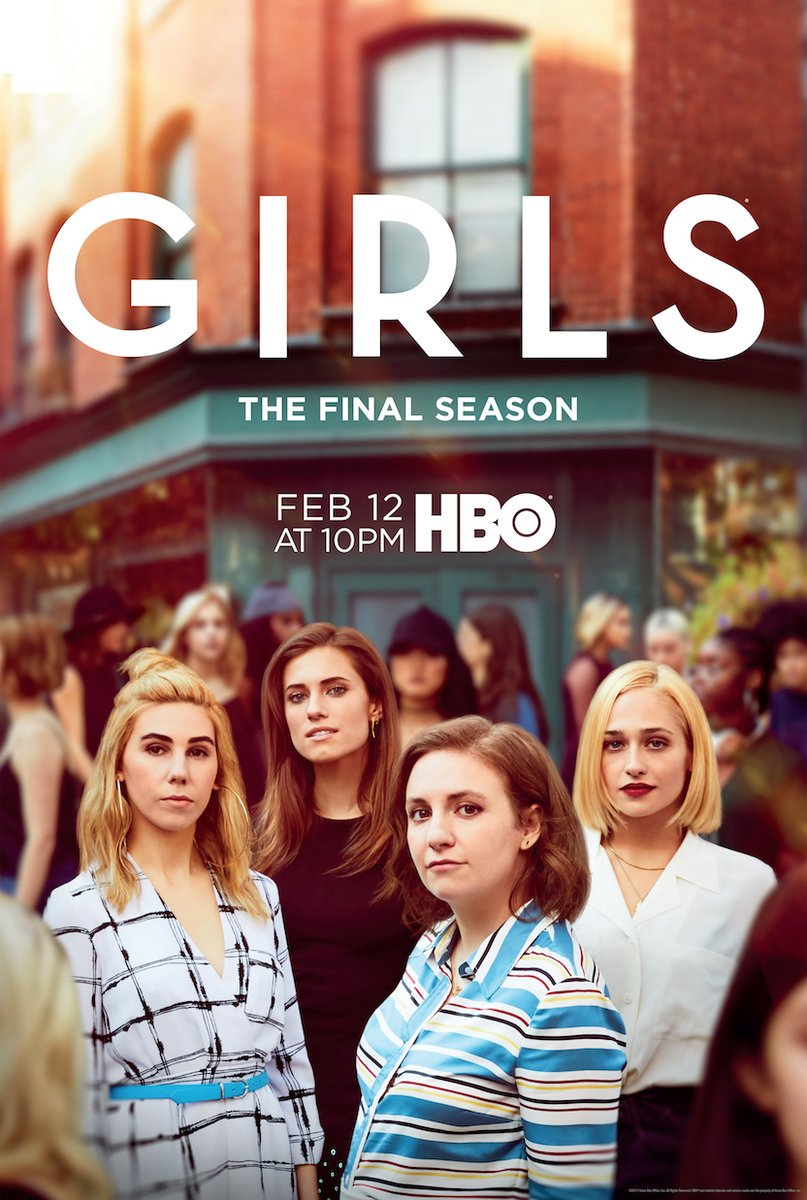 girls poster saison 6