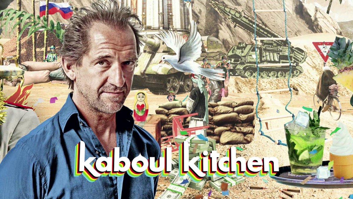 stéphane de groodt  kaboul kitchen saison 3