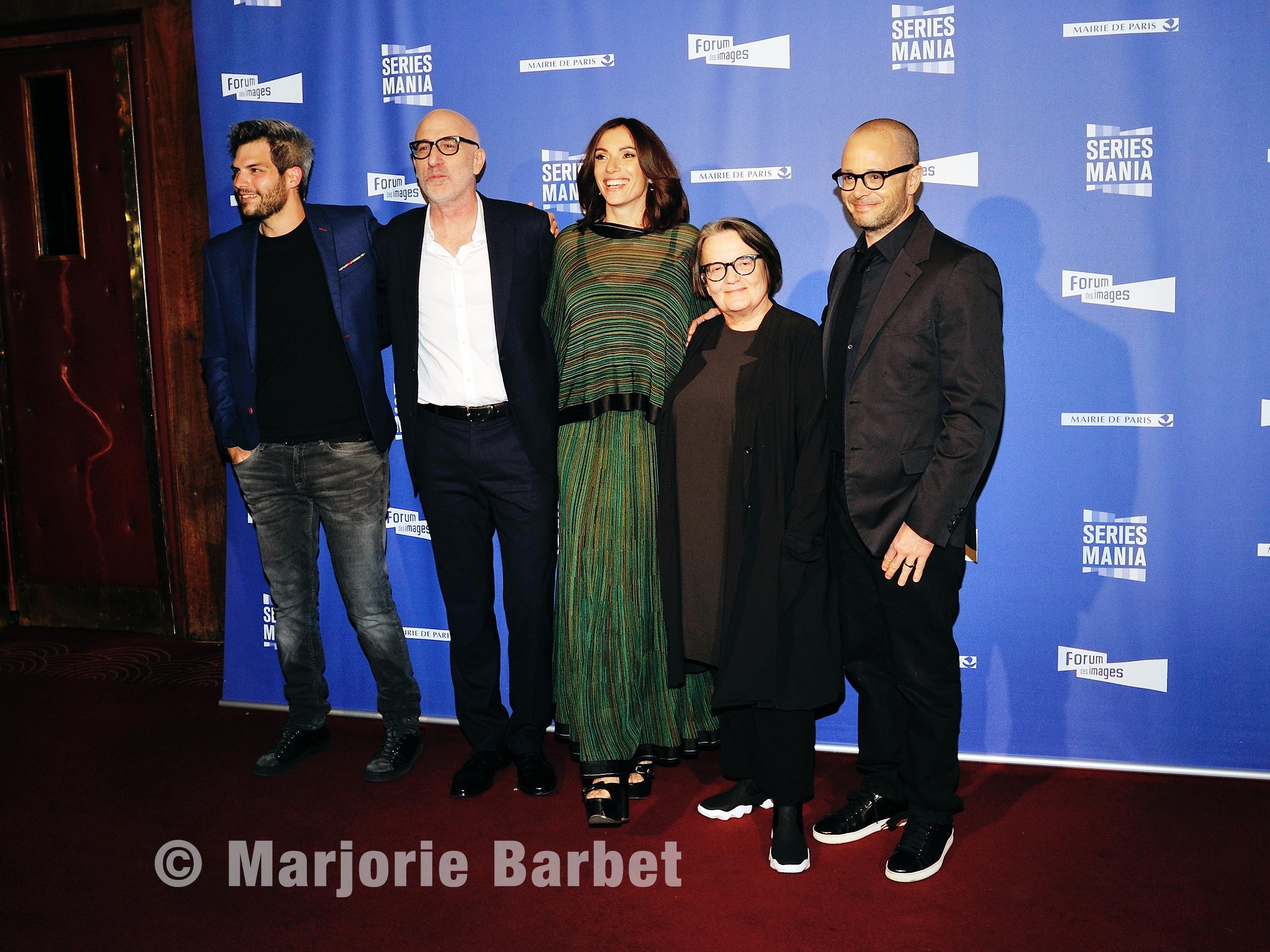 Jury séries mania 2017