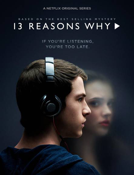 13 reasons why série