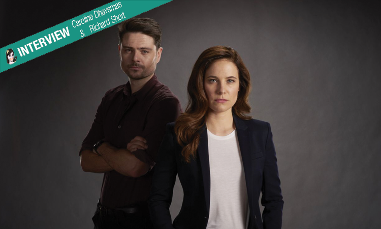 caroline dhavernas richard short interview Mary Kills People