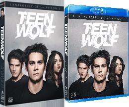 teen wolf saison 3 DVD