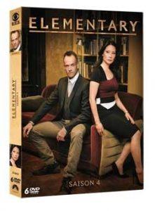 DVD elementary saison 4