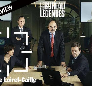 Florence Loiret-Caille Le bureau des légendes interview