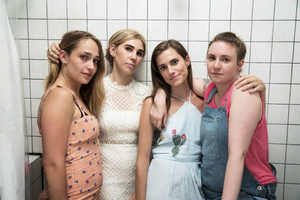 fin série girls