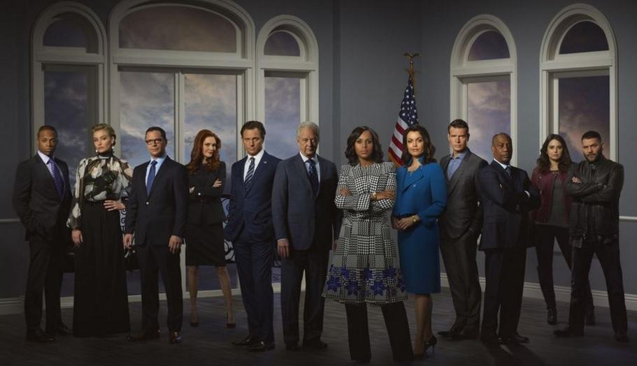 scandal saison 6 avis
