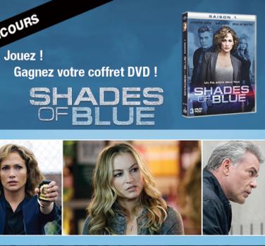shades of blue saison 1 dvd