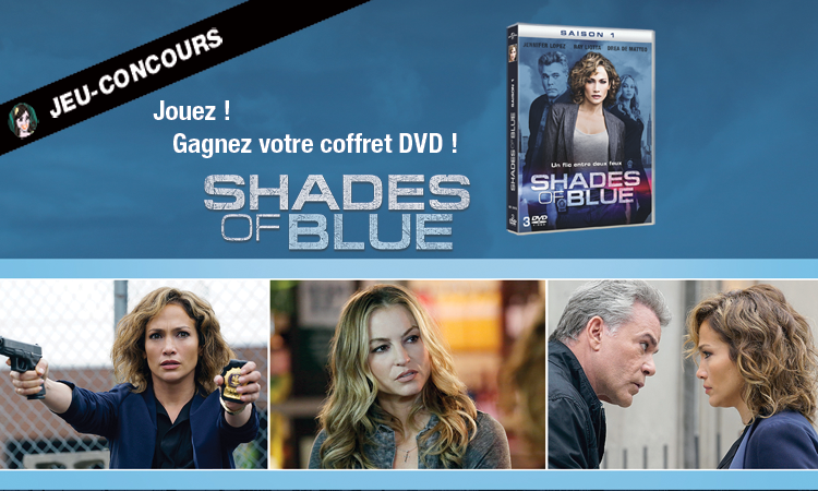 shades of blue saison 1 dvd