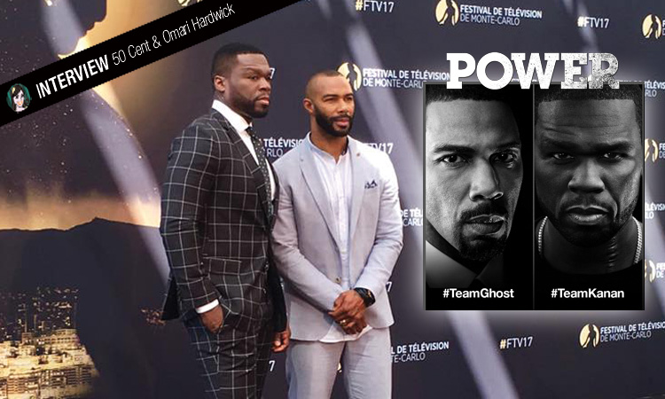 50 cent omari hardwick interview