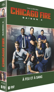 dvd chicago fire saison 4